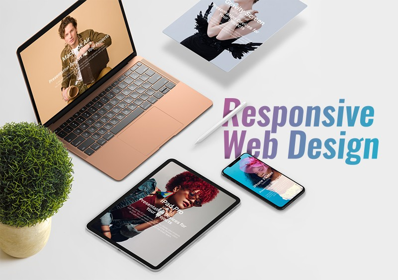 Contest for the best responsive websites
