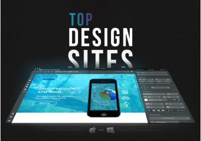 Top design sites - Webawards news
